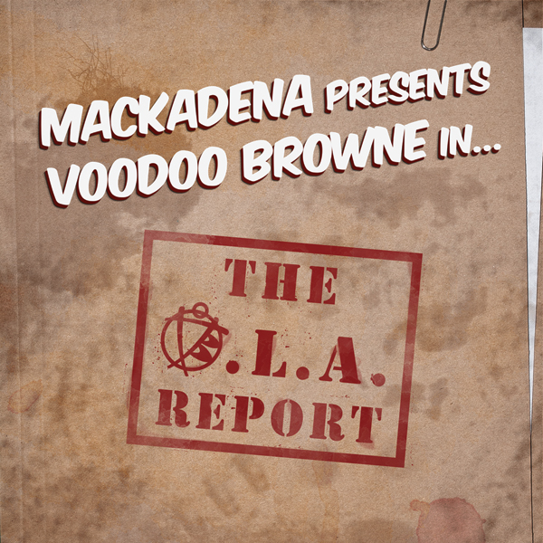 Voodoo Browne - CD Album
